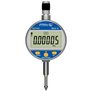"Fowler-Sylvac-54-530-335-Mark-VI-.5""/12.5mm-Indicator-with-Bluetooth"