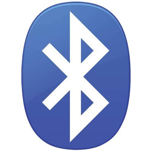 Bluetooth enabled logo