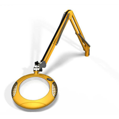 "O.C. White 62300-4 Green-Lite 7.5"" Round LED Magnifier"