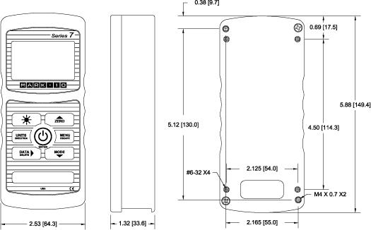 Mark-10 Model 7i Force/Torque Indicator