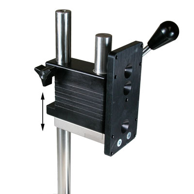 Mark-10 ES05 Manual Test Stand with Maximum Force of 30 lbF [150 N]