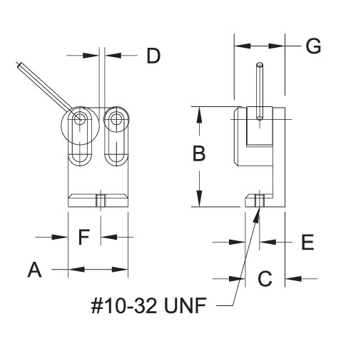 G1002 Dimensions