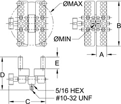 G1058 Dimensions
