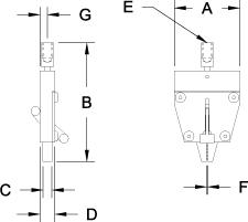 G1062 Dimensions