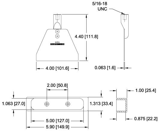 G1071 Dimensions
