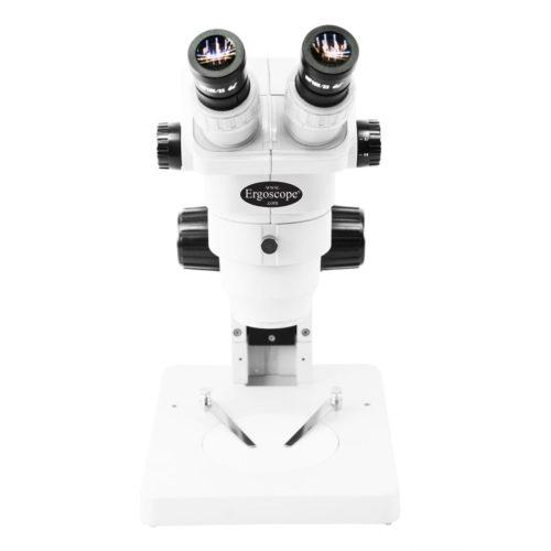 Ergoscope® ES-100 Stereo Zoom Microscope Frontview