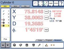 QC-200 Graphic Display
