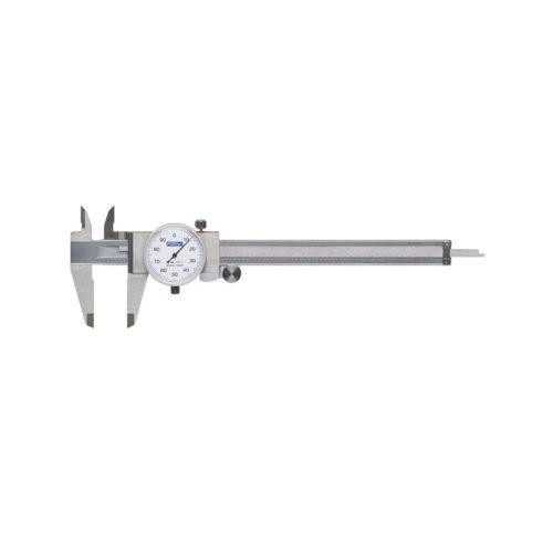52-008-007-0 Fowler Dial Caliper