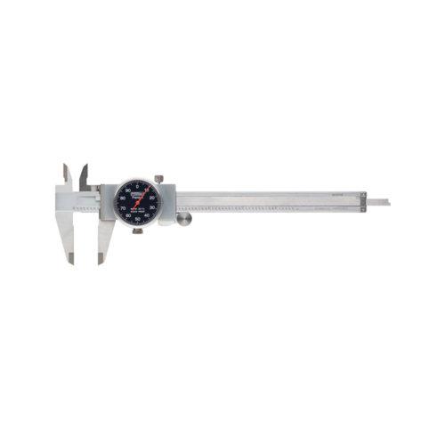52-008-707-0 Fowler Machinist Grade Dial Caliper