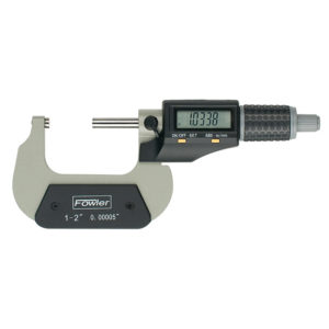"""54-870-002-0 Fowler Xtra-Value II Electronic Micrometer 1-2""""/25-50mm"""