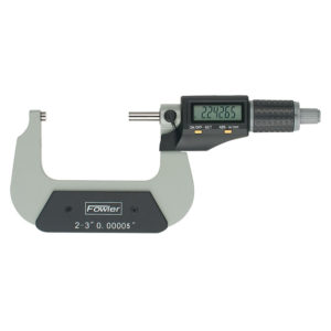 54-870-003-0 Fowler Xtra-Value II Electronic Micrometer
