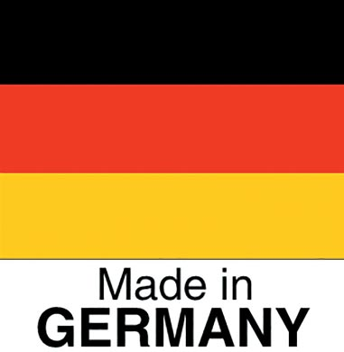 Made in Germany Emblem