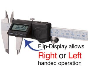 Flip Plus Electronic Calipers
