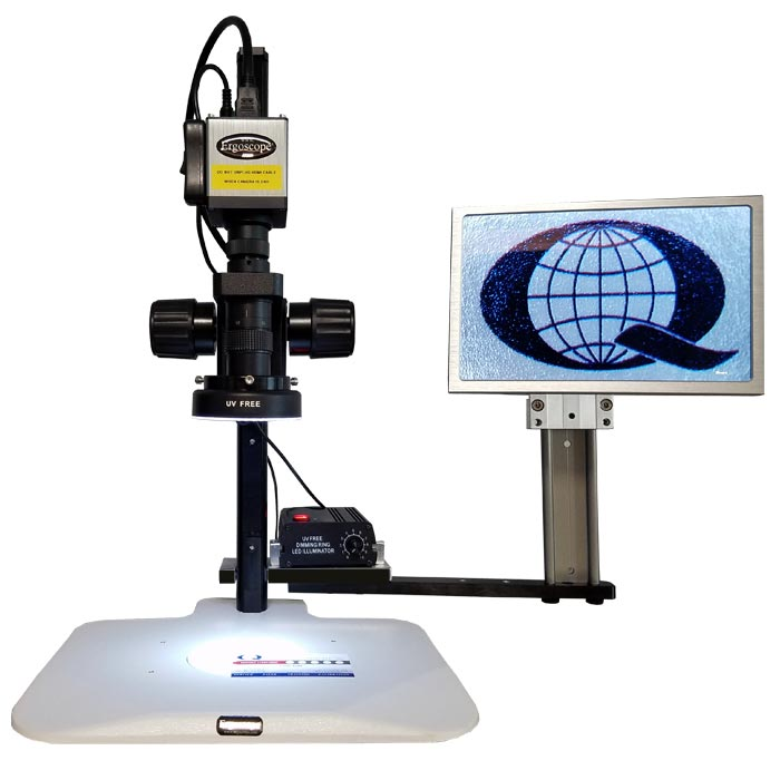 Video Imaging System ESQS007HX Ergoscope HD Video System Monitor
