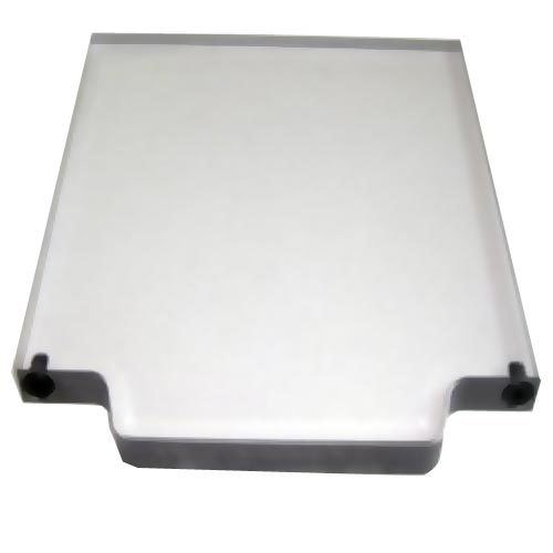 Inspection Arsenal Open-Sight™ Vision Fixture Plate: Blank OS-PLT