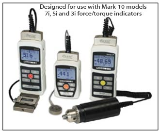 Mark-10 Sku MR02-100 Force Sensor 100 lbF