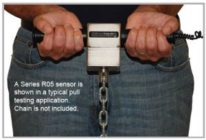 Mark-10 MR05 force sensor