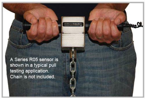 Mark-10 MR05 force sensor