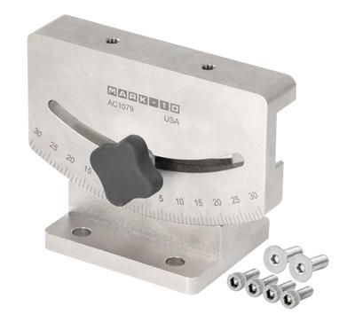 Mark-10 Peel Test Fixture G1109 (90° / 45° / 30°) Adjustable Angle Mount