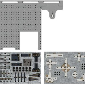 CMM Fixture Plate Complete Bundle