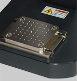 Mark-10 AC1055 Base plate, matrix of threaded holes