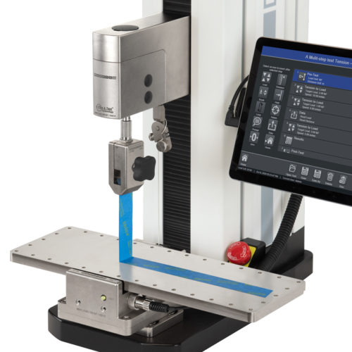 Mark-10 Advanced Test Frames (Series F): F105, F305, F505, F505H Peel Grip