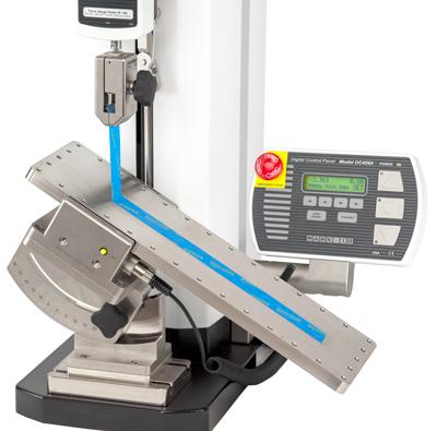 Mark-10 Peel Test Fixture G1109 (90° / 45° / 30°) Angle Peel