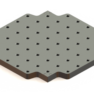 Inspection Arsenal LNL-0606-4X Loc-N-Load™ Indexable Plate