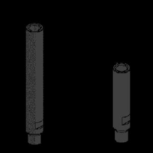 Inspection Arsenal MT-POST Modular Tower: Steel Post