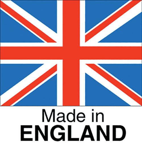 Made in England Logo