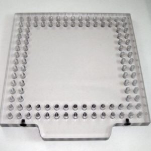 Inspection Arsenal OS-PLT Open-Sight™ Vision Fixture Plate