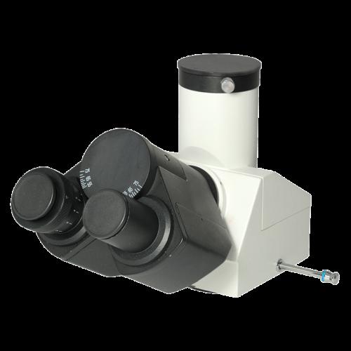 Compound Microscope Eyepiece Body Tube, Trinocular, Finite, Eyetube Angle 30 Degrees, MT14021321