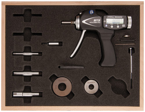 """Fowler Bowers XTH3 Holematic Bore Gauge Set 54-567-105 4"""" - 6"""""""