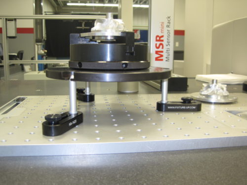 Inspection Arsenal HA-1420 Hole Adjuster for Trigger-Finger Hold Downs Setup