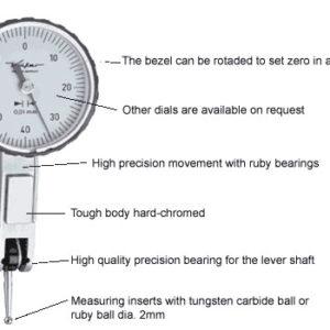 Kafer Dial Test Indicators