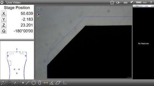 M3 Digital Comparator/DXF Import