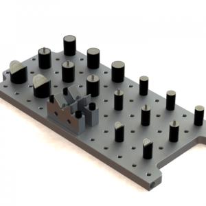 Inspection Arsenal MAGN-SET-30 Magnetic CMM Riser Set (23 pcs)