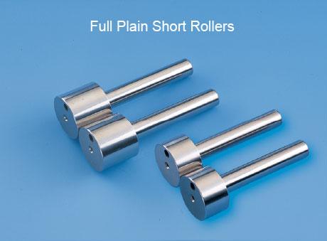 Full Plain Short Rollers