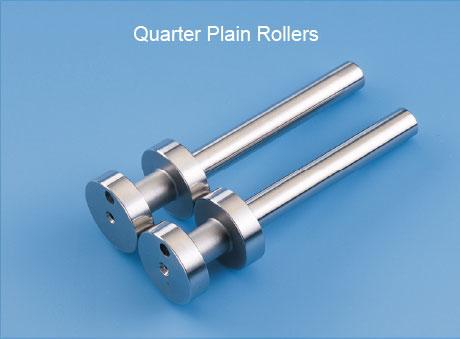 Quarter Plain Rollers
