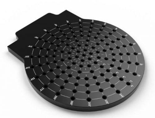 Inspection Arsenal LNL-RND-0608 Loc-N-Load™ Radial Plate