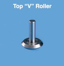 """Top """"V"""" Roller"""