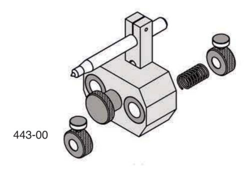 Universal Punch 443-10 Front Part Pusher Assembly (Models H-10 & HL-10)