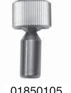 "Universal Punch 01850105 Fixing shank swivelling through ±30° Ø 1/4"""