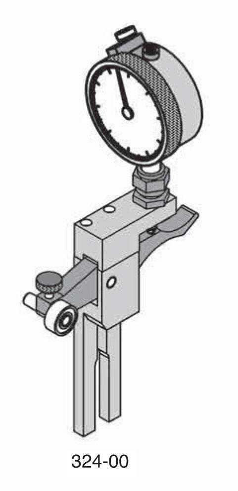 Universal Punch 324-00 Diameter Checking Attachment (Model -10)