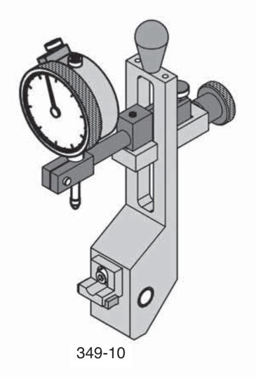 Universal Punch 349-10 Vertical Dial Carrier (Models -10, -20)