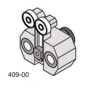 Universal Punch 409-10 Support Roller Assembly (Models H-10 & HL-10)