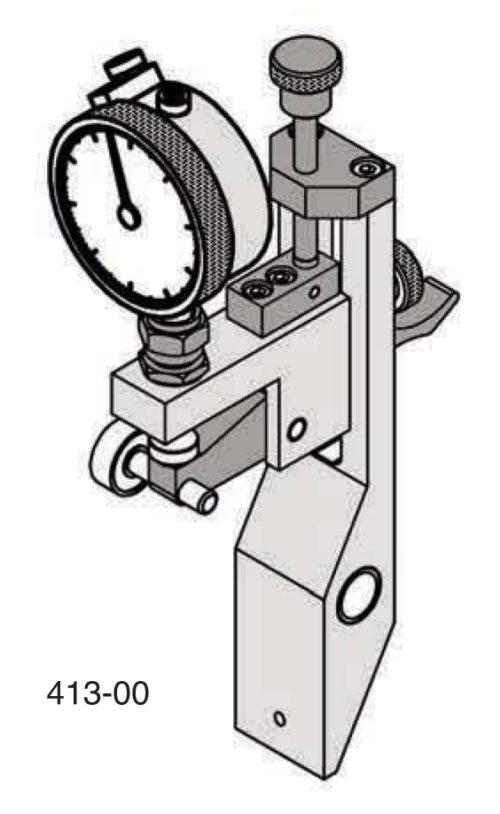 Universal Punch 413-10 Fine Adjustment Lead Screw Attachment (Models H-10 & HL-10)