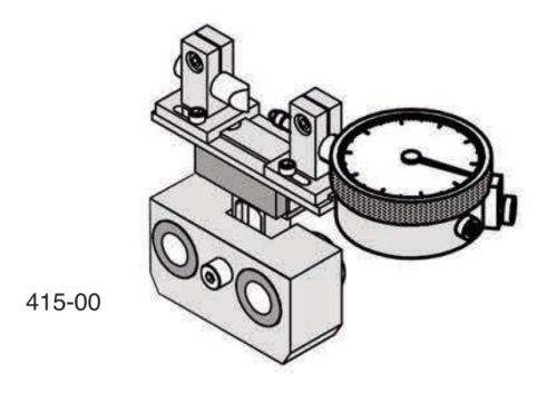 Universal Punch 415-10 Adjustable Floating Diameter Attachment(Models H-10 & HL-10)