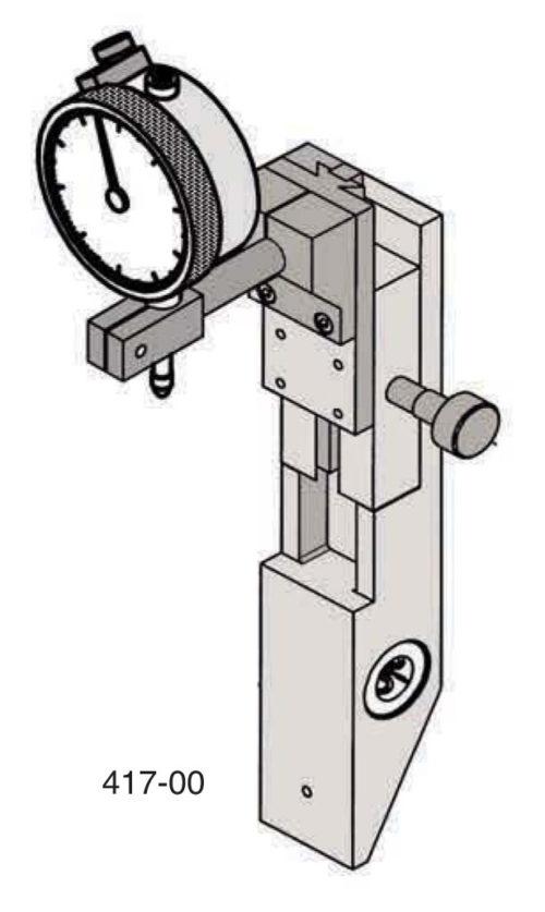 Universal Punch 417-10 Vertical Indicator Carrier With Precision Fine Adjustment (Models H-10 & HL-10)