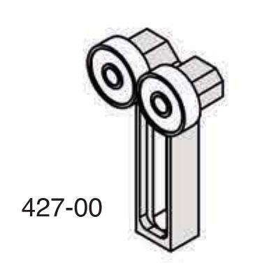 Universal Punch 427-10 End Roller Support (Models H-10 & HL-10)